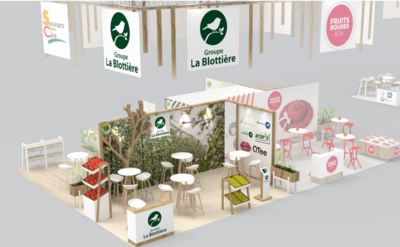 Fruit Attraction Madrid 2019